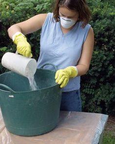 Make Your Own Hypertufa Container | Fine Gardening