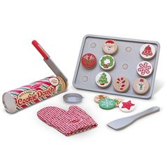 Christmas Cookie Set, Activity Toy, Gifts and Toys