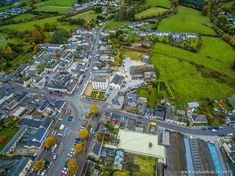 Image result for birds eye view of castlecomer Birds Eye View, Paris Skyline, Travel, Image, Viajes, Destinations, Traveling, Trips