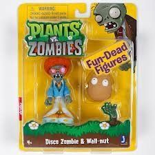 Plants vs Zombies Figures 3'' Disco Zombie with Walnut by Plants vs Zombies. $9.99. From the Manufacturer                This Plants vs. Zombies 3-Inch Action Figure with Accessory Case features your favorite Plants vs. Zombies characters in adorable 3-inch tall action figure form.                                    Product Description                This Plants vs. Zombies 3-Inch Action Figure with Accessory Case features your favorite Plants vs. Zombies characters in...