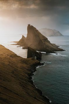 F&O Fabforgottennobility — banshy: Faroe Islands by Matthew Hahnel
