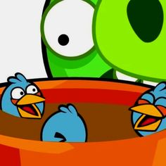 angry birds in coffee Angry Birds, My Coffee, Luigi, Yoshi, Mario, My Style, Fictional Characters, Soup, Clouds