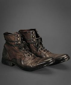 Ltd Edition Lace-Up Bowery Boot by John Varvatos I. NEED. THESE!