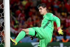 """Courtois critica tática belga e chama revés de """"maior decepção da carreira"""" #globoesporte"""