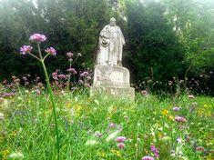 Park, Garden Sculpture, Outdoor Decor, Home Decor, Painters, Writers, Paradise, World, Life