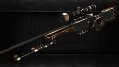 Download AWP Cage N CSGO Sniper Rifle 1920x1080