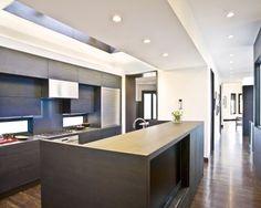 modern kitchen by MAK Studio