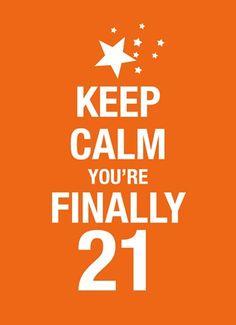 verjaardagswensen 21