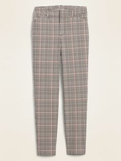 All-New High-Waisted Patterned Pixie Ankle Pants Pixie Pants, Shop Old Navy, Ankle Pants, Petite Size, Skinny Legs, What I Wore, Autumn Winter Fashion, My Style, Pattern