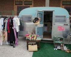Height of Vintage mobile boutique