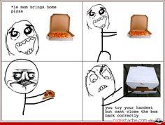 Pizza troubles