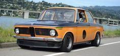 1969 BMW 2002 Vintage Race Car