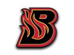 Bloomington Blaze Primary Mark