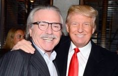 From NBC News : Donald Trump was the third person in the room in August 2015 when his lawyer Michael Cohen and National Enquirer publisher David Pecker discussed ways Pecker could .