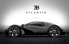 Bizarre and elusive, the late 1930s Bugatti Type 57SC Atlantic is largely considered to be one of the most beautiful automotive designs in history... and perhaps