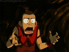 this explains my reaction to SOOOOOOO Many endings of shows! accurate to the max. Especially legend of korra. Avatar Aang, Avatar Airbender, Team Avatar, Avatar Funny, Zuko, Otaku, Haikyuu, Ao Haru, Anime Gifs
