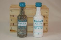 RESERVED FOR CINDY Kinky Blue Salt & Pepper by CountryRichDesigns, $8.00