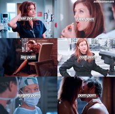 Addison Montgomery Addison Montgomery, Erin Walsh, Kate Walsh, Derek Shepherd, Grays Anatomy, Grey Anatomy Quotes, Netflix, Lexie Grey, Dark And Twisty
