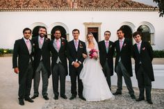 O casamento da Ana Teresa e do Bruno em Alenquer, Portugal. #casamento #noivos #amigos #padrinhos #fraques #vestidodenoiva #Alenquer #Portugal
