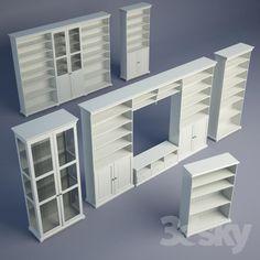 IKEA Liatorp - so many options!