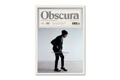 Obscura by SILLY THING Issue 09.