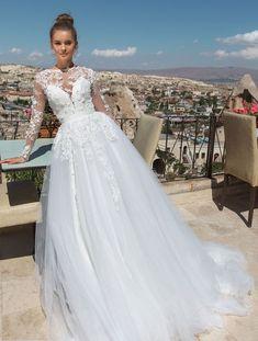 e09d56b0085 Eva Lendel Wedding Dresses – Angelic Dreams Bridal Collection