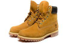 Timberland 6-inch Premium Boot Nubuck | 12909-WHE