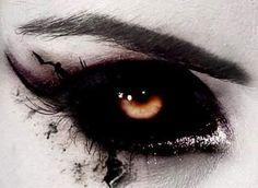 her eye color Pretty Eyes, Cool Eyes, Beautiful Eyes, Demon Aesthetic, Character Aesthetic, Foto Fantasy, Dark Fantasy, Demon Eyes, Eyes Artwork