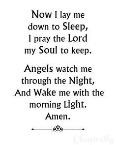Night Prayer Catholic, Catholic Bedtime Prayers, Bedtime Prayers For Kids, Prayers For Children, Bedtime Kids, Good Prayers, Prayers For Strength, Angel Prayers, Good Night Prayer Quotes