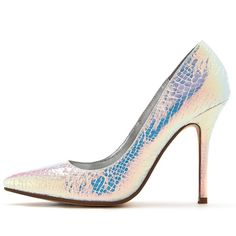 It's the Christmas party season, which means strapping on your dancing shoes, preferably ones with a bit of sparkle! We've rounded up the fanciest of footwear to keep you glittering like a Christmas tree all night long.