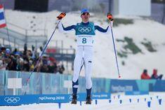 Skiing classic 50km olympic gold mitalist Iivo Niskanen