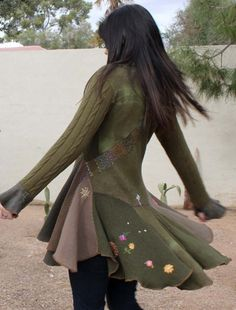 another nature costume piece...
