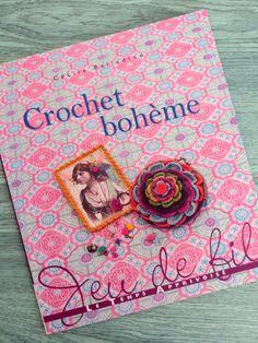 My top 3 favourite crochet books.