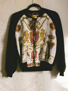 #bomber #jacket #scarf #scarves #makemebetter #madeinpoland #handmade #onlyone #unique http://makemebettercompany.tumblr.com/