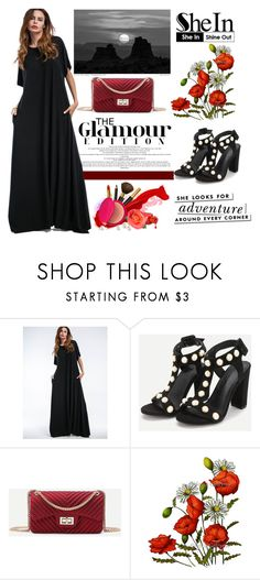 """""""5# SheIn"""" by hazreta1013 ❤ liked on Polyvore featuring Kate Spade"""