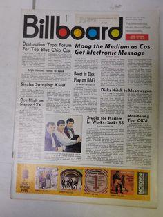 1030 best Billboard, Cash Box and Record World (1960s ...