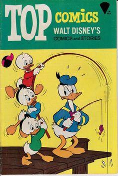 Top Comics Walt Disneys 2 July