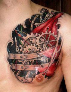 biomecanica tattoo - Buscar con Google