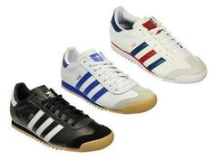 New-adidas-Originals-Rom-Mens-trainers-UK-7-to-11-vintage-retro-shoes-sneakers