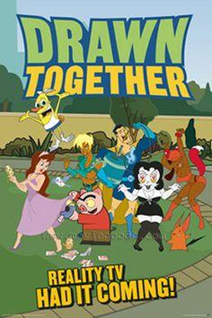 Watch Drawn Together Season 3 Episode 14 – American Idol Parody Clip Show Online for Free in High Quality. Streaming Drawn Together Season 3 Episode 14 – American Idol Parody Clip Show in HD. Comedy Cartoon, Cartoon Posters, Funny Posters, Watch Cartoons, Free Cartoons, Adult Cartoons, Comedy Central, Watch Drawing, Cartoon Online