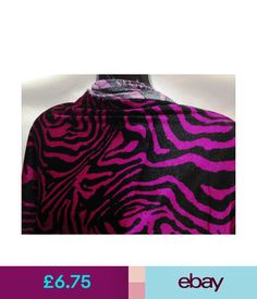 Fabric Special Offer Top Quality Velvet Velour In Animal Print Dress/Crafts Fabric #ebay #Home & Garden