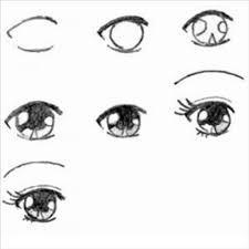 Manga Augen malen - eine Anleitung für Anfänger | Drawing ...