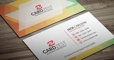 Executive Business Cards Power Template Free Premium Business - Business cards online template