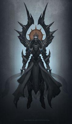 Undead Lord, First Keeper on ArtStation at https://www.artstation.com/artwork/leDbG
