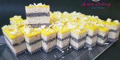 PRAJITURA CU MAC SI GLAZURA DE LAMAIE - Anyta Cooking Romanian Desserts, Sweet Pastries, Mac, Diy And Crafts, Cheesecake, Deserts, Dessert Recipes, Ice Cream, Cookies