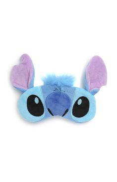 Primark - Stichaugenmaske - Lilo and stitch - Disney Lilo Stitch, Cute Stitch, Primark, Peluche Stitch, Cute Sleep Mask, Disney Stich, Cute Sleepwear, Rainbow Wallpaper, Buy Gift Cards