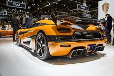 2016 Koenigsegg One of 1