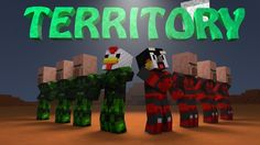 Territorial Dealings Mod for Minecraft 1.9/1.7.10