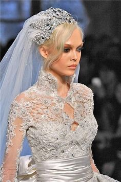 White Chocolate Wedding Dress, by Scott Corridan, Spring 2009 ...