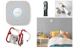 10 amazing fire safety products to help give families more peace of mind. This is an important one.